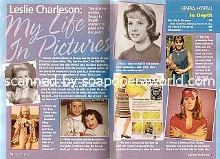 My Life In Pictures with Leslie Charleson (Monica Quartermaine on General Hospital)