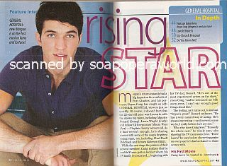 Interview with Bryan Craig (Morgan on General Hospital)