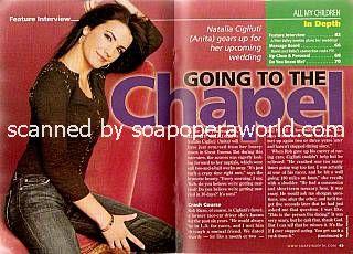 Natalia Cigliuti (Anita, AMC)