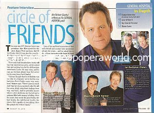 Interview with Kin Shriner (Scotty on General Hospital)