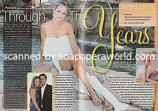 Through The Years with Sharon Case of Y&R