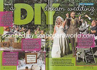 A DIY Dream Wedding with Risa Dorken (Amy on General Hospital)