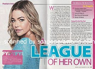 Interview with Denise Richards (Shauna on The Bold and The Beautiful)