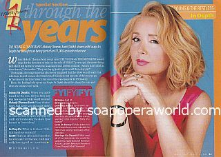 Interview with Melody Thomas Scott (Nikki on The Young and The Restless)
