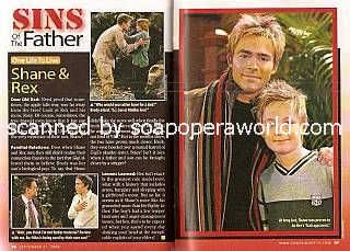 Sins Of The Father featuring John-Paul Lavoisier & Austin Williams (Rex and Shane on One Life To Live)