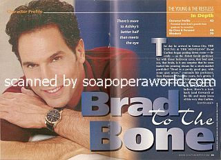 Interview with Don Diamont (Brad Carlton on The Young & The Restless)