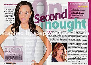Interview with Reign Edwards (Reign plays the role of Nicole on The Bold and The Beautiful)