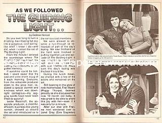As We Followed The Guiding Light