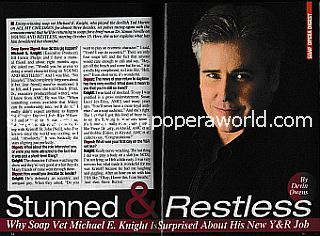 Interview with Michael E. 