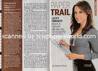 Interview with Lacey Chabert (ex-Bianca, All My Children)