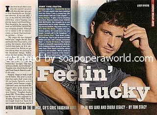 Greg Vaughan (Lucky, GH)