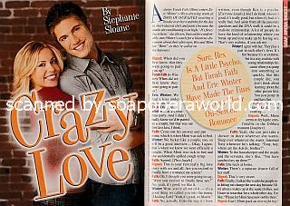 Interview with Farah Fath & Eric Winter (Mimi and Rex on Days Of Our Lives)