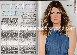 Interview with Michelle 