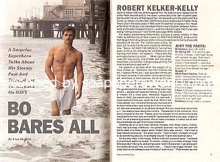 Interview with Robert Kelker-Kelly (Bo Brady on Days Of Our Lives)