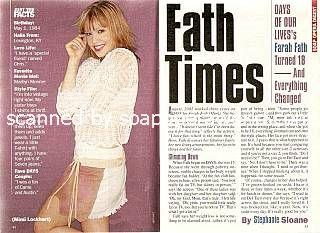Farah Fath (Mimi Lockhart, DAYS)