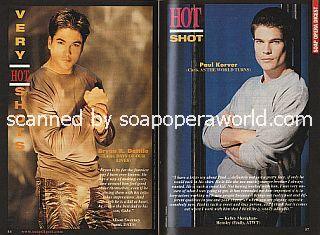 Very Hot Shots with Bryan Dattilo and Paul Korver