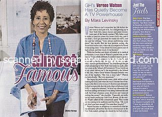 Interview with Vernee Watson (Stella Henry on General Hospital)