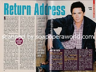 Interview with Billy Warlock of Days Of Our Lives