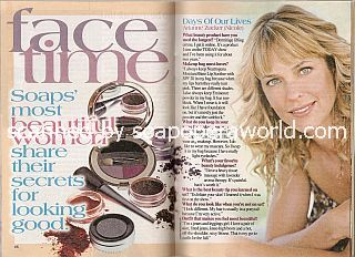Soaps' Most Beautiful Women featuring Arianne Zucker (Nicole on Days Of Our Lives)