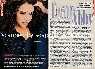 Interview with Abigail Spencer (Becca Tyree on All My Children)