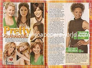 Daytime's Most Beautiful Women
