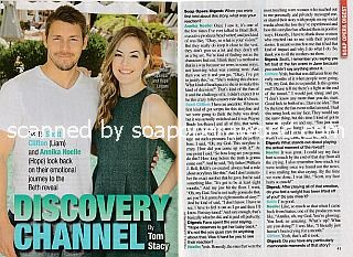 Interview with Scott Clifton & Annika Noelle (Liam & Hope on The Bold and The Beautiful)