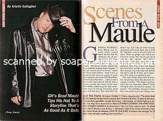 Brad Maule (Tony, GH)