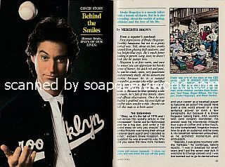 Interview with Drake Hogestyn (Roman Brady on Days Of Our Lives)