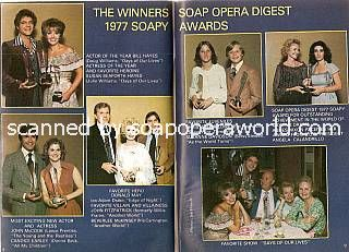 The Soap Opera Digest Awards