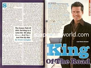 Interview with Ted King (Alcazar on General Hospital)