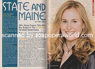 Interview with Genie Francis (Laura on General Hospital)