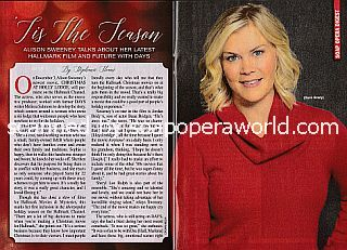 Interview with Alison Sweeney (Sami on Days Of Our Lives)