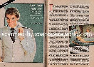 Interview with Terry Lester (Jack Abbott on The Young and The Restless)