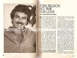 Interview with Tom Selleck (Magnum P.I.)