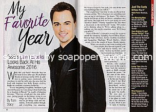 Interview with Darin Brooks (Darin plays Wyatt on The Bold and The Beautiful)
