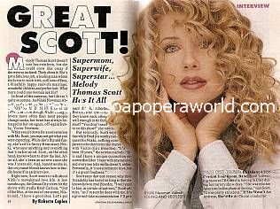 Interview with Melody Thomas Scott (Nikki Newman Abbott on The Young & The Restless)