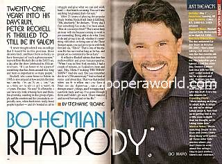 Interview with Peter Reckell (Bo on Days Of Our Lives)