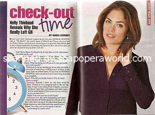 Interview with Kelly Thiebaud (The Britch on General Hospital)