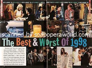 Best & Worst of 1998