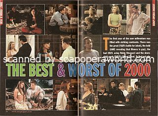 The Best and Worst of 2000