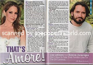 Interview with Lisa LoCicero & Dominic Zamprogna of General Hospital