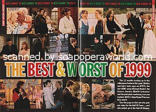 The Best & Worst of 1999