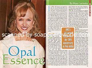 Jill Larson (Opal, AMC)