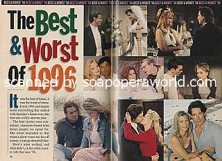 The Best & Worst of 1996