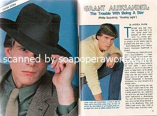 Grant Aleksander of Guiding Light