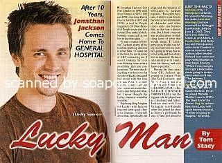 Jonathan Jackson (Lucky, GH)