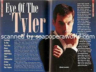 Tyler Christopher (Nikolas Cassadine, GH)