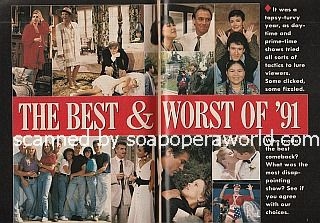 The Best and Worst of 1991