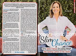 Interview with Genie Francis (Laura on the ABC soap opera, General Hospital)