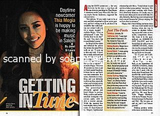 Interview with Thia Megia (Haley Chen on Days Of Our Lives)